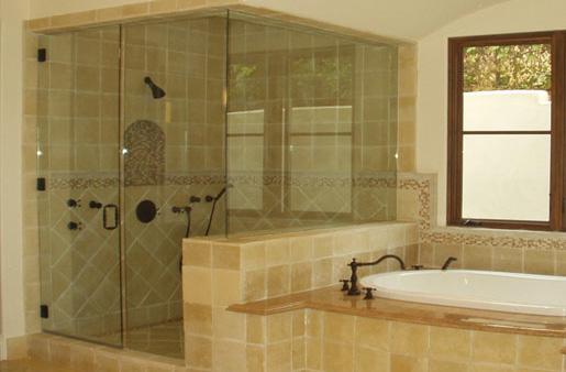 Glass Shower Door 21