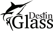 Destin Glass (850) 837-8329 - Shower Doors, Mirrors, Table Tops & Windows