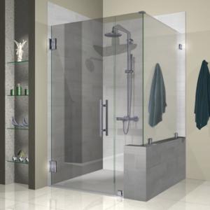90degree Shower Door
