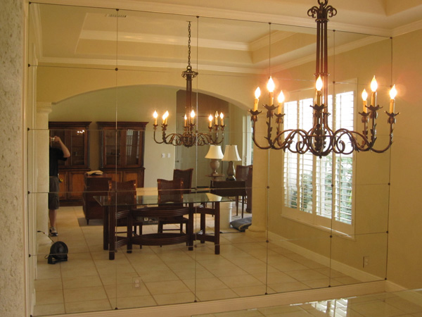 Destin Glass 850 837 8329 Custom Mirrors Mirror Wall
