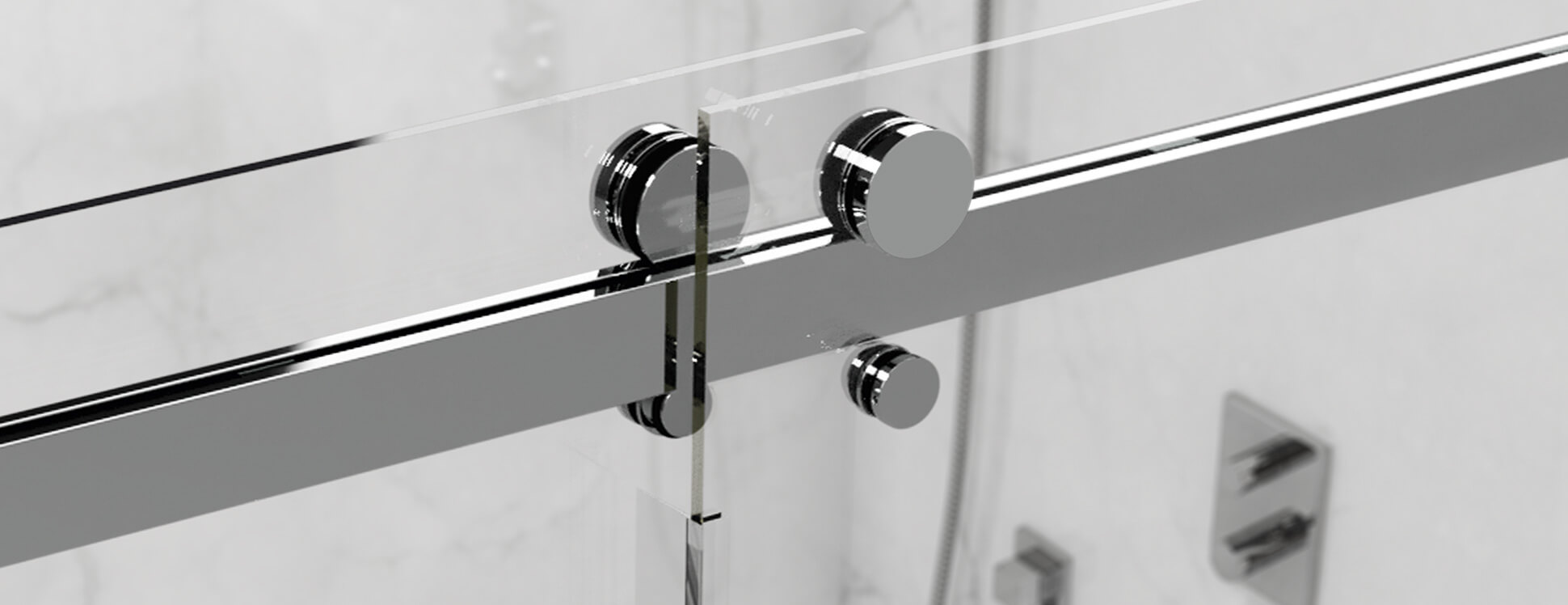 Glass Barn Shower Doors