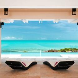 Picturesque Glass Window Walls