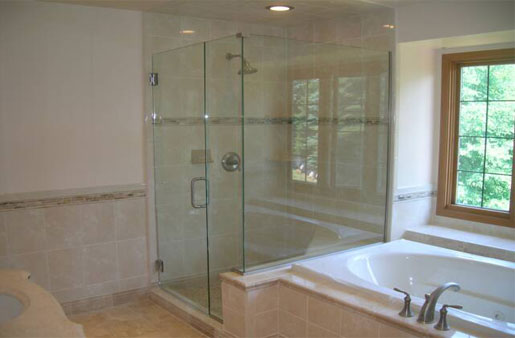 Glass Shower Door 1