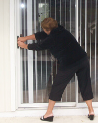 When A Sliding Glass Patio Door Is Difficult To Open And It Is Not Working  Properly It Can Feel Like It Weighs A Ton. Adding To The Hassle Of Trying  To ...