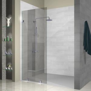 Splash Panel Glass Shower Door