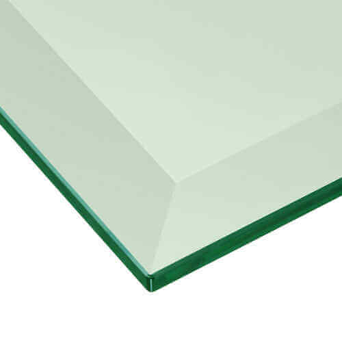 Beveled Edge Eased Corner