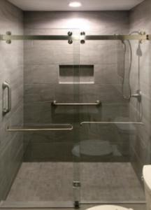 cambridge series shower door enclosure