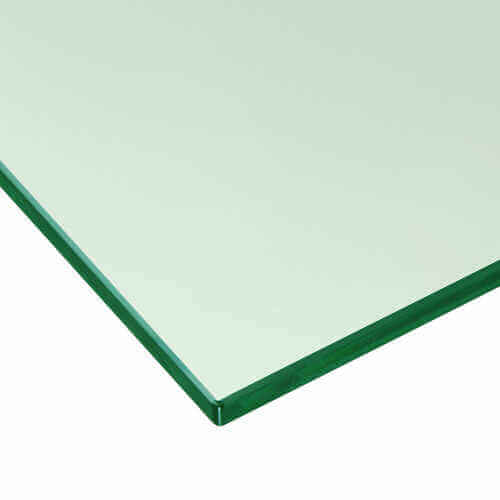 Flat Polish Edge Eased Corner