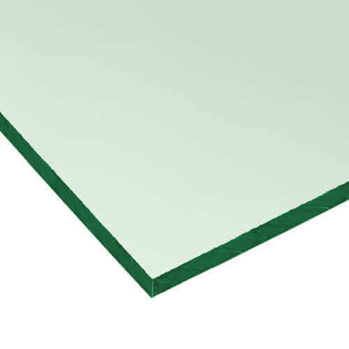 Seamed Edge Eased Corner